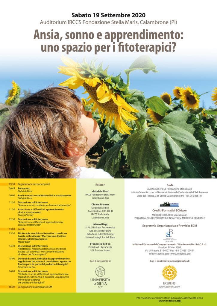 Fitoterapia in Pediatria 19 Settembre 2020