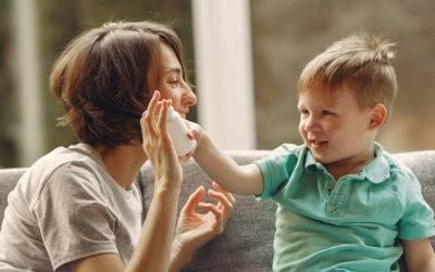 COVID-19: come gestire lo stress nei bambini a casa