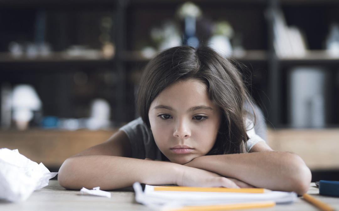 Disturbi di apprendimento in età scolare
