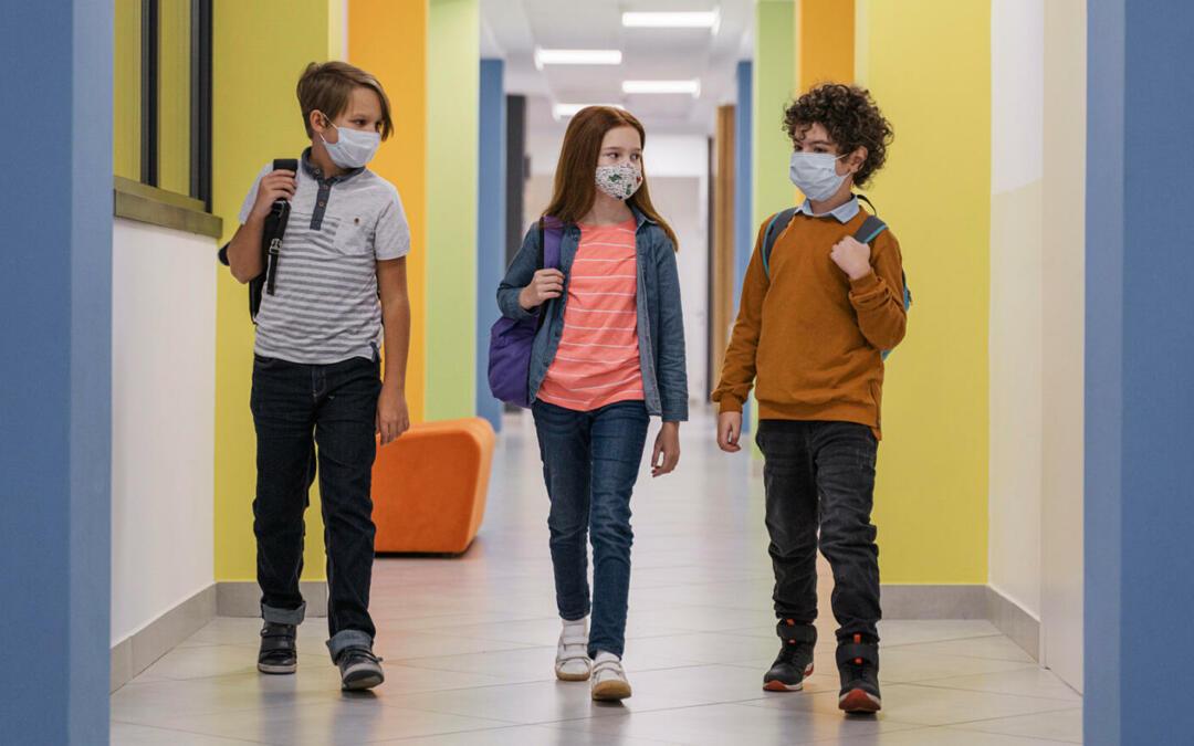 Rientro a scuola: come aiutare i ragazzi a ritrovare la concentrazione
